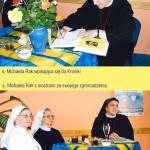 10.06.08 – Siostra Michaela Rak – Nadzieja  przychodzi do człowieka wraz z drugim człowiekiem