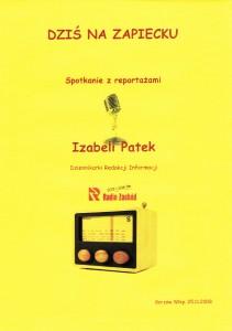 Izabela Patek