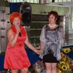 Barbara Schroeder i Hanna Kaup prowadząca obchody