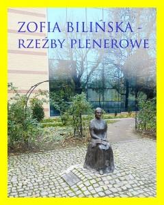 Pomnik Papuszy w Parku Wiosny Ludów obok WiMBP w Gorzowie Wlkp.