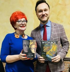 7. Barbara Schroeder i Przemysław Pawlak