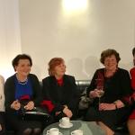 2.Bogusława Wróblewska, Ewa Kazimierczak, Zofia Bilińska, Krystyna Kamińska i Anna Dębicka