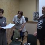54a. Hanna Kaup, Maria Gonta i Bogdan Gonta