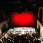 7.Widok z balkonu na scenę Opery na Zamku w Szczecinie