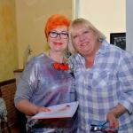 14a.Barbara Schroeder i Magda Omilianowicz