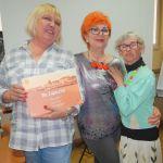 18.Magda Omilianowicz, Barbara Schroeder i Irena Zielińska