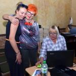 28.Paulina Szaja, Barbara Schroeder i Magda Omilianowicz