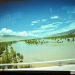 30.Jezioro uchwycone z autokaru