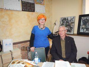 1b. Barbara Schroeder i Henryk Radowski