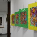 0d.Wystawa grafik Ireny Zielińskiej