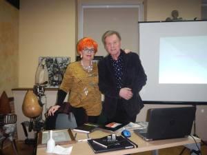 1. Barbara Schroeder i Janusz Dreczka