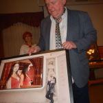 11.Andrzej Haegenbarth omawia swoją fotografikę