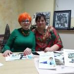 1a.Barbara Schroeder i Laura Kozowska