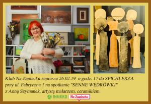 26.02.19. Anna Szymanek I