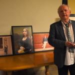 6a. Andrzej Haegenbarth opowiada historię tworzenia swoich foto-grafik.