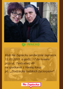 2019.03.12 Hania Kaup Zapowiedź II (1)