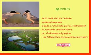 2019.03.26 Piotr Chara Zapowiedź I