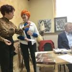 1. Hanna Kaup, Barbara Schroeder i Jan Frzegorczyk