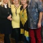 Izabela Patek, Barbara Schroeder oraz Sylwia i Michał Michalakowie