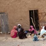 Mauretania - domostwo w mieście.