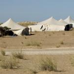 Mauretania - osady na pustyni