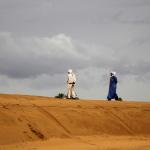 Mieszakńcy Sahary - Berberowie