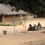 Mozambik - stacja paliw.