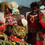 Wybrzeże Kości Słoniowej - bazarek