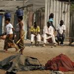 Wybrzeże Kości Słoniowej - na głowie można nieść wszystko