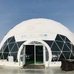 9. Namiot na polu golfowym Zawarcie