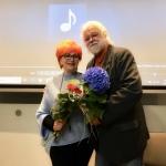 1a. Barbara Schroeder i Krzysztof Wodniczak