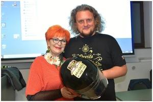 48. Barbara Schroeder i Jędrzej Łagoda