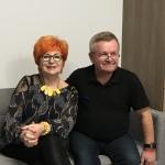 12. Barbara Schroeder i Mieczysław Czarnecki