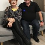 22a. Barbara Schroeder i Mieczysław Czarnecki