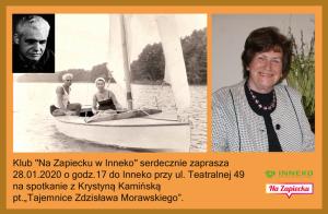 2020.01.28 Krystyna Kamińska Zapowiedź I